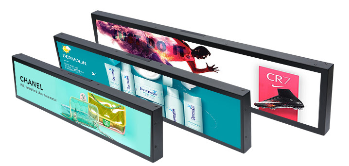 Display Products: Self Ordering , Table Type, Free Standing